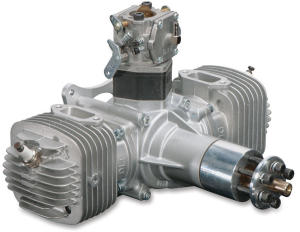 DLE 120 Twin Gas Engine