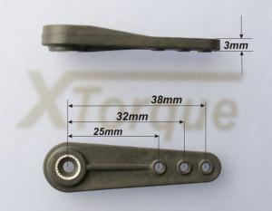 Squadretta XTorque CFK 38 mm. JR