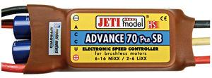 JETI ADVANCE 70 Pro SBEC HS