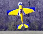 "Extreme Flight LASER  60"" 1,52mt. EXP GIALLO"