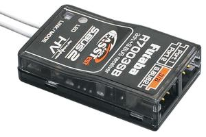 Futaba R7003SB 3/18 Channel S.Bus High-Voltage FASSTest Receiver