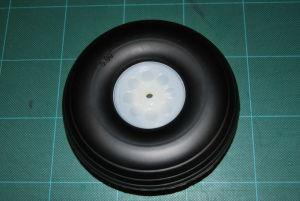Ruota in poliuretano 31mm - 1pz.