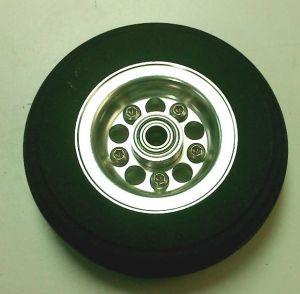 "Nose Wheel FT,  65mm (2.55"") diameter"