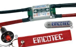 Emcotec SPS SafetyPowerSwitch 70V 140/280A