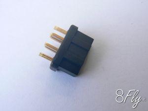 EMC Presa 6 pin nera - High Current