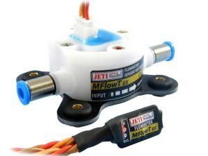 Jeti MFlow T EX sensore carburante KEROSENE