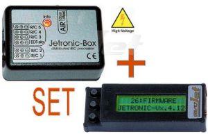 EvoJet Jetronic Sequencer SET Box HV+ EDT