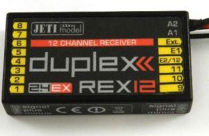 Jeti RX Duplex REX12 EPC