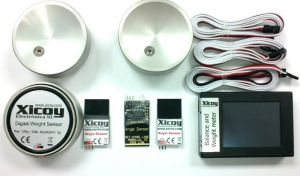 Xicoy Digital weight, balance and angle meter