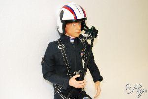8FLY Jet Pilot 1/3 scale