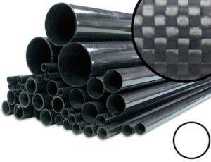 Tubo di carbonio D 12x10 mm - 1mt.