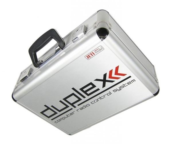 Jeti DUPLEX 2,4EX Alu-Case for Transmitter DS-14/16