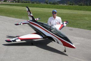Tomahawk Jet FUTURA 2.50mt