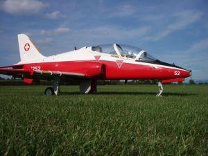 Tomahawk Jet BAe Hawk MK 66 1,9mt