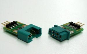 Spina MPX con plug e presa