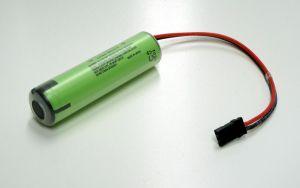 Emcotec 1S LiIon battery 2600mAh 30A
