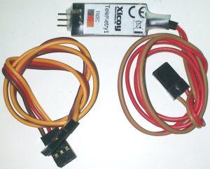 Xicoy adattatore per Telemetria con radio Futaba, Jeti, Multiplex e Hott