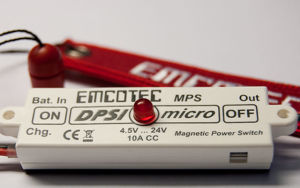 Emcotec DPSI Micro - MPS (Magnetic Power Switch)