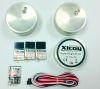 Xicoy Kit peso e bilanciamento + sensori angolari con Bluetooth