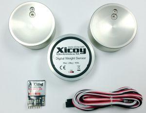 Xicoy misuratore digitale di peso e bilanciamento con Bluetooth