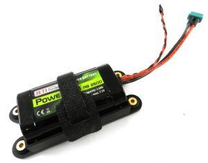 Jeti Batteria agli ioni di litio RB2600