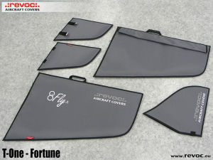 REVOC set di CUSTODIE per T-ONE Models Fortune 1,92mt