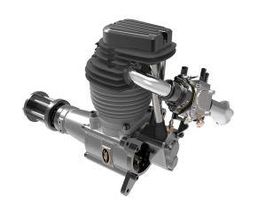 Fiala FM70 - S1 motore a benzina 4 tempi
