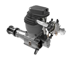 Fiala FM70S1 - FS motore 4 tempi con avviamento elettrico