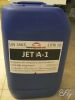 20 liter JET-A1 kerosene tank for turbines