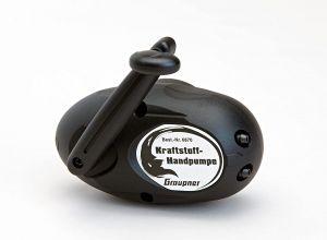 Graupner pompa manuale per miscela e benzina