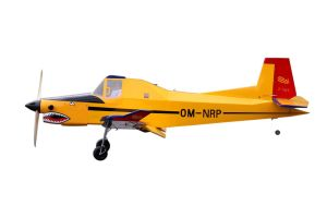 GB-Models ZLIN 137T 2,70mt giallo