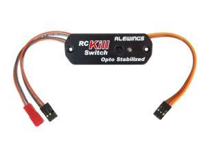 Alewings Interruttore fotoaccoppiato RC Kill Switch 5-7,4V 6A