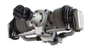 Fiala FM210B2- FS motore boxer 4 tempi