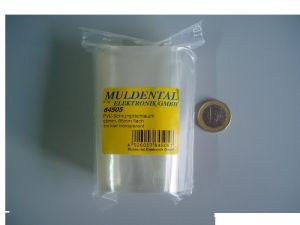 Tubo termorestringente  ø 87/56mm 1mt trasparente