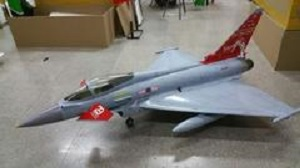 T-ONE Models EUROFIGHTER TYPHOON ARF Jet 2.2mt + carrelli