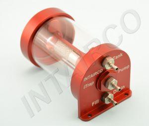 Intairco iTrap Basic 50 175ml con nipplo per tubo Festo da 4mm
