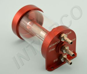 Intairco iTrap Basic 50, Barb Fittings  Suit Large Tygon and 6mm Festo Tube
