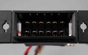 Emcotec Click di collegamento 12 PIN prese e spine chiudibili