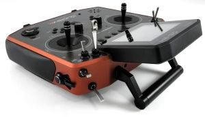 Jeti Radiocomando DS-24 Carbon 24ch 2.4GHz/900MHz Arancione