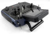 Jeti Radiocomando DS-24 Carbon 24ch 2.4GHz/900MHz Blu