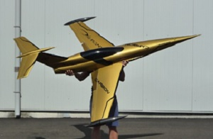 Aviation Design Jet MINI DIAMOND