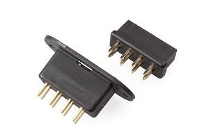 Connettori MPX maschio per collegamento ala/fusoliera