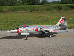 Sebart F-104 Starfighter EDF 1,60mt