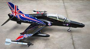 T-ONE Models Bae Hawk 100 1:4.75
