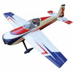 "EXTREME FLIGHT SLICK 580 105.5"" ARF RED/WHITE"