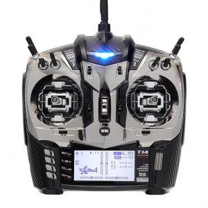 JR/DFA TX T14x4  14ch DMSS