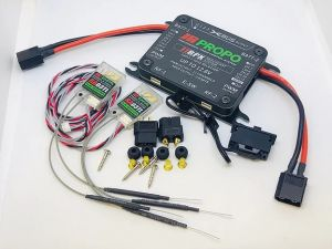JR/DFA 11BPX DMSS 2.4Ghz receiver + 2 sat