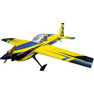 "Extreme Flight Slick 580 74"" ARF Yellow"
