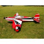 "Extreme Flight 78"" EXTRA300 V3 ARF RED/BLACK"