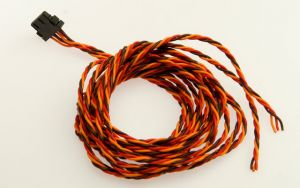 Emcotec EWC6 fuselage cable with open ends